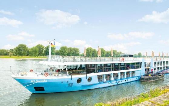 Flusskreuzfahrten von Werner Tours